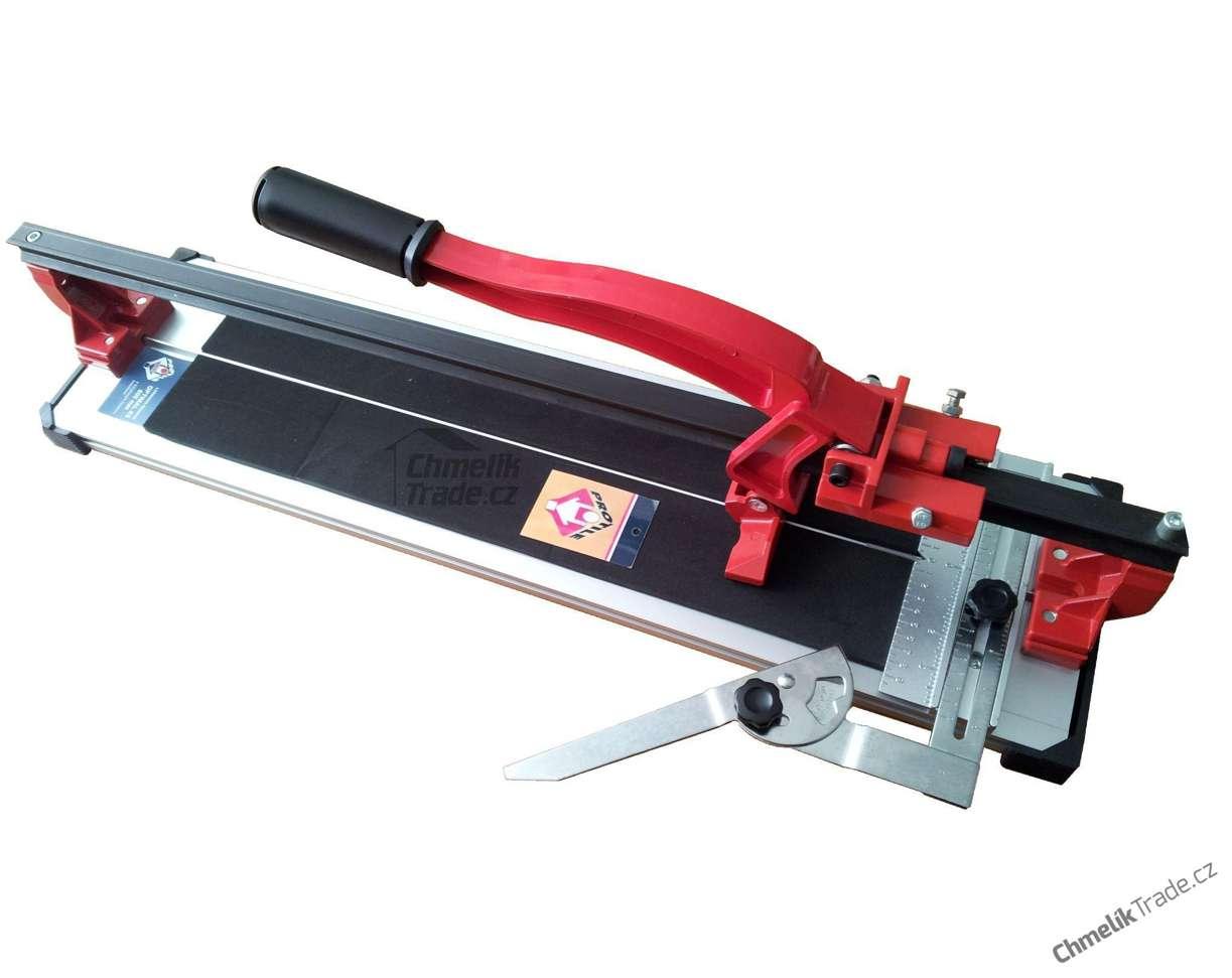 Řezačka na obklady Optimal X5 - 600 mm budete mít jistotu absolutně přesného řezu!