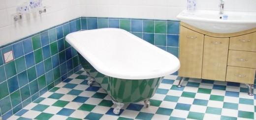 Kouzlo v koupelně
