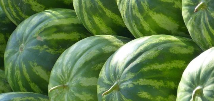 Příjemná letní melounová očista