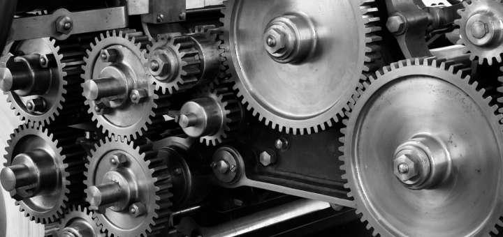 Chcete prodloužit životnost svých strojních zařízení? A znáte šopování?